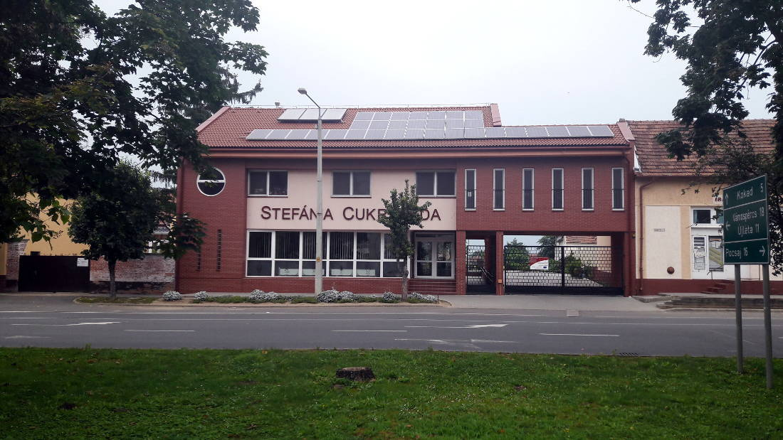 Stefánia Cukrászda