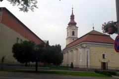 Nagylétai Református Templom