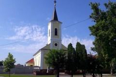 Nagylétai Görög Katolikus (Rutén) Templom