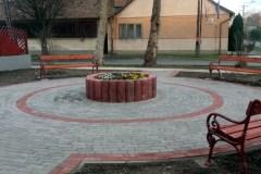 Park a Kossuth utcában