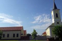 Nagylétai Görög Katolikus (Rutén) Templom és a Szent Kristóf