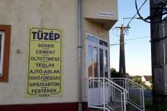 Vas-műszaki bolt, Tüzép